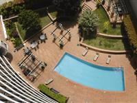 Aerial View of Swimming Pool - BreakFree Capital Tower